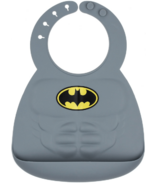 Bumkins DC Comics Batman Muscle Bib