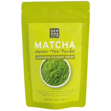Sencha Naturals Culinary Grade Matcha Powder