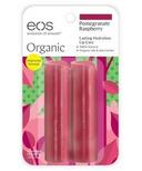 eos Organic Stick Lip Balm Pomegranate Raspberry