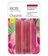 eos Organic Stick Lip Balm Pomegranate Raspberry