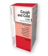 Homeocan Cough & Cold H52 Professional Drops