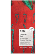 Vivani Superior Dark Chili 70% Cacao