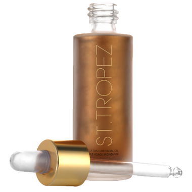 St. Tropez Self Tan Luxe Dry Facial Oil