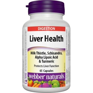 Webber Naturals Liver Health