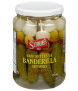 Strubs Banderillas Skewers Mild
