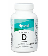 Rexall Vitamin D Tablets