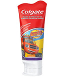 Colgate Kids Mixed Anticavity Fluoride Toothpaste Stand Up Tube Bubble Fruit
