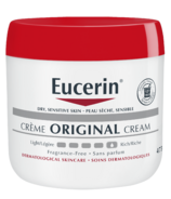 Eucerin Dry Skin Original Creme Fragrance Free