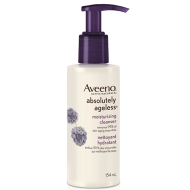 Aveeno Active Naturals Absolutely Ageless Moisturizing Cleanser