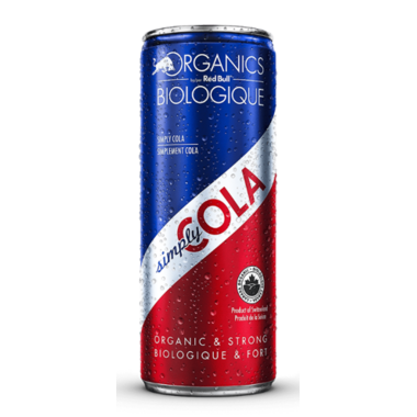Organics by Red Bull Cola