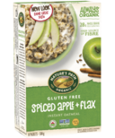 Nature's Path Organic Spiced Apple & Flax Instant Oatmeal