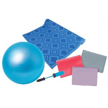 Everlast Blue Yoga Kit