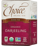 Choice Organic Teas Darjeeling Tea