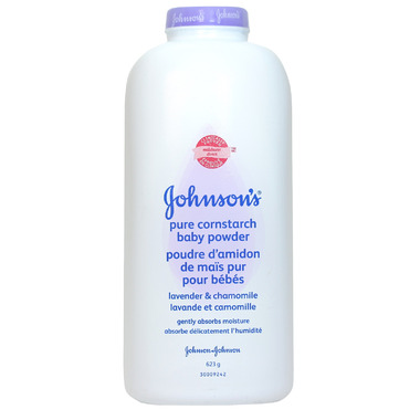 Johnson\'s Pure Cornstarch Baby Powder
