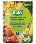 Baby Gourmet Black Bean Sweet Corn Chicken & Quinoa Baby Food