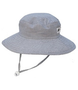 Puffin Gear Sunbaby Oxford Grey Hat