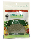 Frontier Natural Products Organic Basil