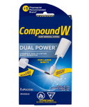 Compound W Dual Power Wart Remover For Large Warts
