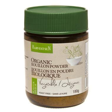 Harvest Sun Organic Vegetable Bouillon Powder