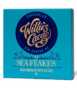 Willie's Cacao Venezuelan Rio Caribe Sea Flakes Milk Chocolate Bar