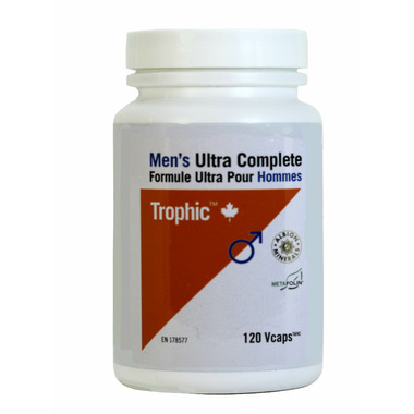 Trophic Men\'s Ultra Complete Multivitamin & Mineral Formula
