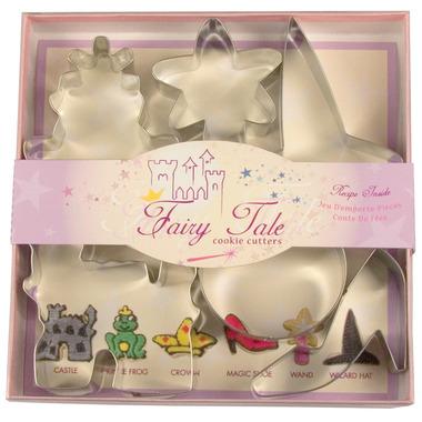 Fairy Tale Cookie Cutter Set
