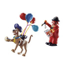 Playmobil SCOOBY-DOO! Adventure with Ghost Clown