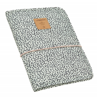 Lassig Changing Pouch Dotted Off-white