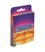 Outset Media Jeopardy! Hang Tab Card Game