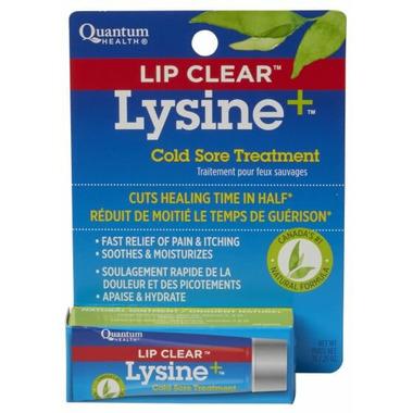 Quantum Lip Clear Lysine+ Ointment