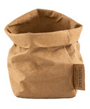 UASHMAMA Paper Bag Piccolo Avana
