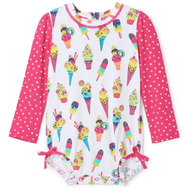 Hatley Cool Treats Baby Rashguard Swimsuit