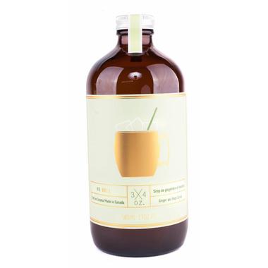 3/4 OZ. Ginger Syrup