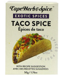 Cape Herb & Spice Exotic Spices Taco