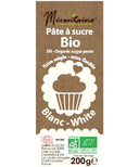 Mirontaine Organic Fondant Sugar Paste White