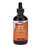 NOW Foods Ultra B-12 B-Complex Liquid