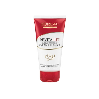 L\'Oreal RevitaLift Radiant Smoothing Cream Cleanser