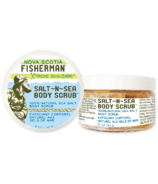 Nova Scotia Fisherman Salt-N- Sea Body Scrub