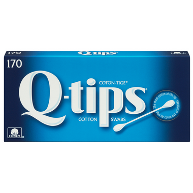 Q-Tips Cotton Swabs 170 Count