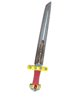 Great Pretenders Ninja EVA Sword Red and Black