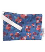 AppleCheeks Solar Flower MiniZip Storage Sac