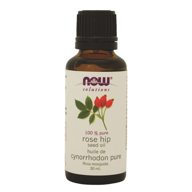 NOW Solutions 100% Pure Rose Hip Seed Oil