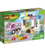 LEGO Duplo Town Bakery Building Toy