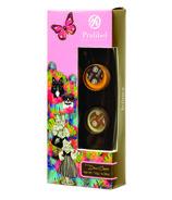 Pralibel Deco Cups Reglettes Belgian Chocolate