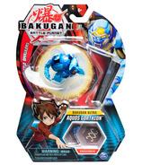 Bakugan Ultra Aquos Gorthion Collectible Action Figure and Trading Card