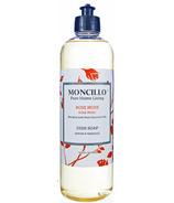 Moncillo Liquid Dish Soap Rose Musk