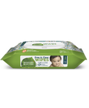 Seventh Generation Free & Clear Baby Easy Open Top Baby Wipes