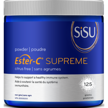 SISU Ester-C Supreme Powder