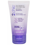 Giovanni 2Chic Blackberry & Coconut Milk Repairing Shampoo Travel Size