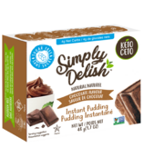 Simply Delish Instant Chocolate Pudding